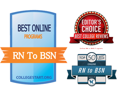 Best RN to BSN online